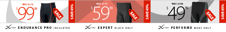 CW-X Tights Specials
