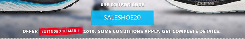 Serious savings on all On Sale Shoes. Save an extra 25% off the lowest ticketed price of all in-stock on-sale footwear until February 22, 2019. Some conditions apply. Get full details.