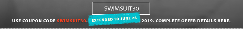 Swimsuit madness is happening right now at Running Free. Weve marked down tons of swimwear to some of the lowest levels in our history. Plus, until Friday June 21, save an EXTRA 30% off the LOWEST MARKED PRICE! Some conditions apply. Get complete details here.