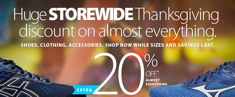 EXTRA 20% off now EXTENDED until October 23. Redeem code at checkout. Get details.