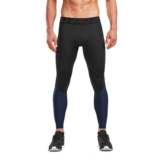 2XU Accelerate Tights Men's Black/Maratime Blue