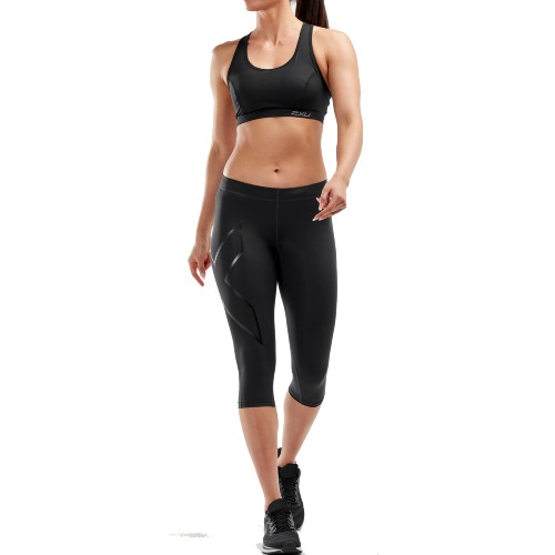 2XU Compression 3/4 Tights Women's Black/Nero