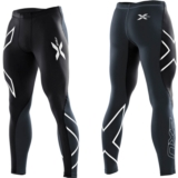2XU Elite Compression Tights Men's Black/Steel