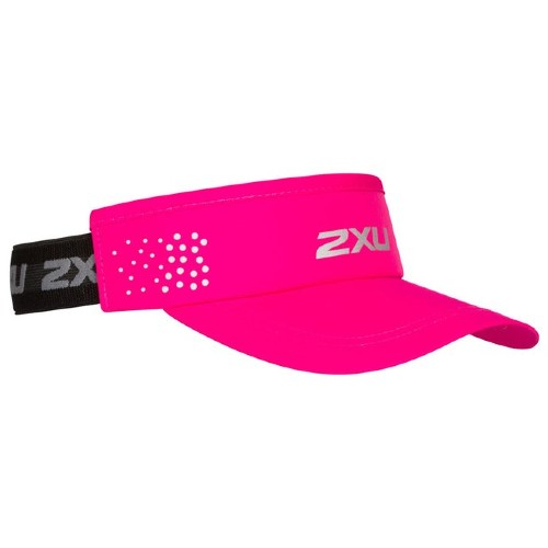 2XU Performance Visor Unisex Virtual Pink/Black