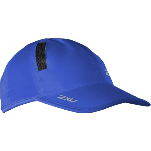 2XU Run Cap Unisex Lapis Blue/Black