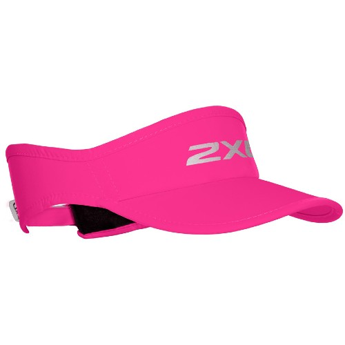 2XU Run Visor Unisex Virtual Pink