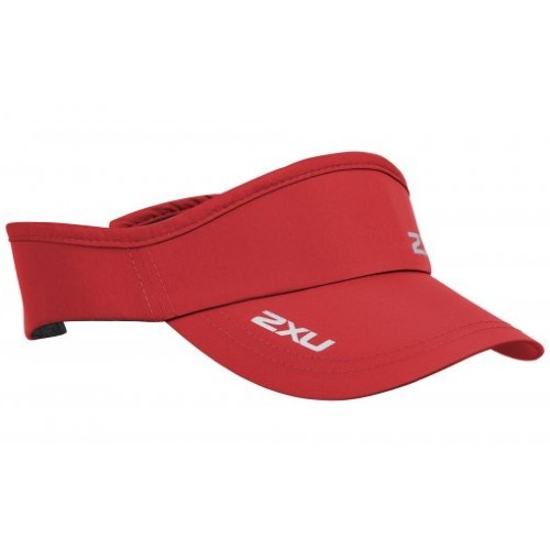 2XU Run Visor Unisex Spicy Orange