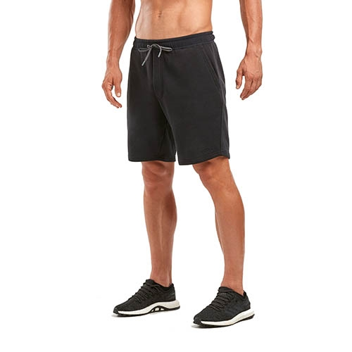 "2XU Urban 9"" Mixed Short Men's Black/Black"