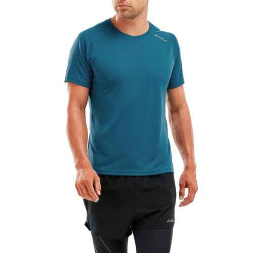 2XU XVENT S/S Tee Men's Corsair/Reflective X