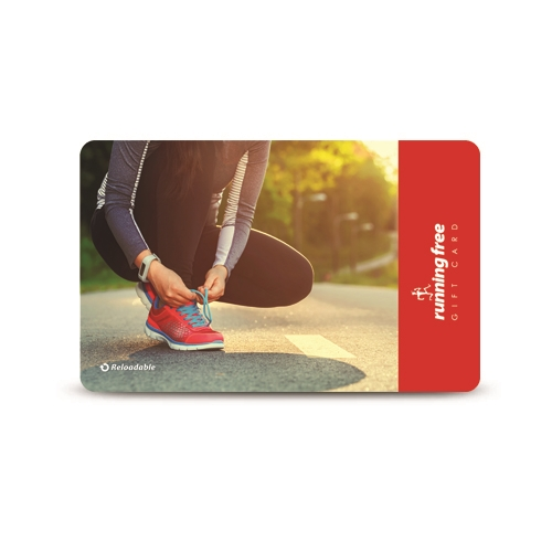 $50 Gift Card  - Running Free Style # GCRD050