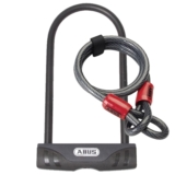 ABUS Facilo Partner Pack Lock U-Lock & Cable 10mm/140cm