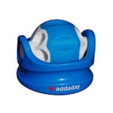 Addaday Junior Roller White/Blue