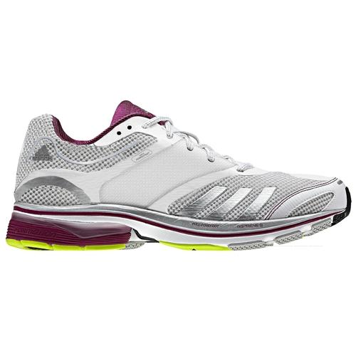 Whitesilverpink 3 Salvation Free Adidas Adistar Women's Running WqSIIz