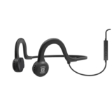 AfterShokz Sportz Headphones Wired Onyx/Black w/mic