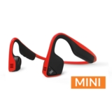 AfterShokz Trekz Titanium Mini Wireless Headphones Red