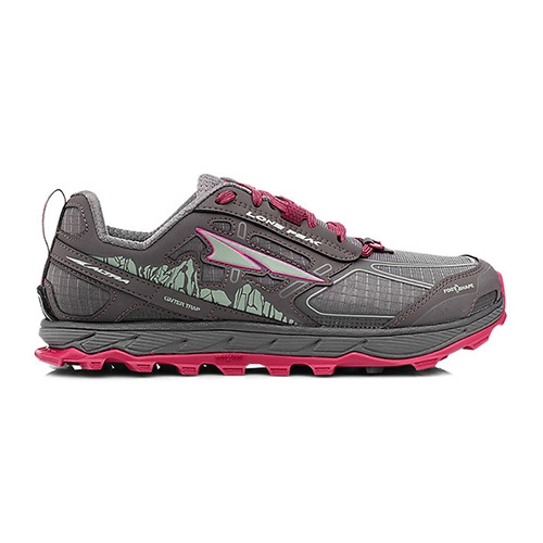 Altra Lone Peak 4.0 Low Women's Raspberry