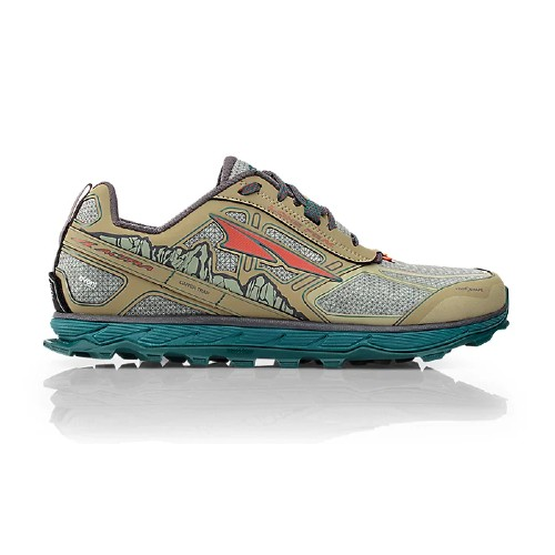 Altra Lone Peak 4.0 Low RSM Men's Green
