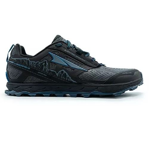 Altra Lone Peak 4.0 Low RSM Men's Black/Blue
