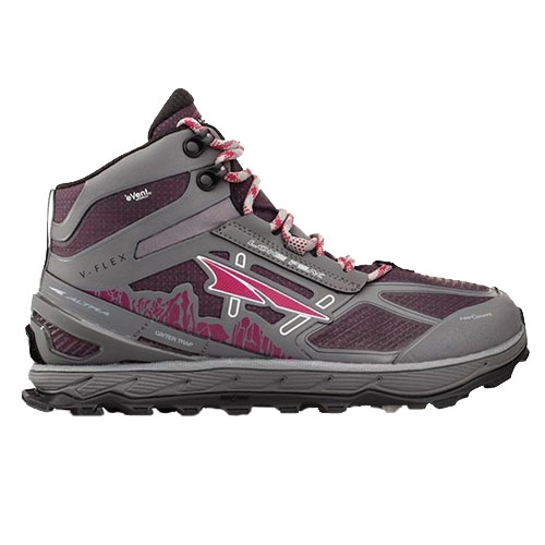 Altra Lone Peak 4.0 MID RSM Women's Gray/Purple