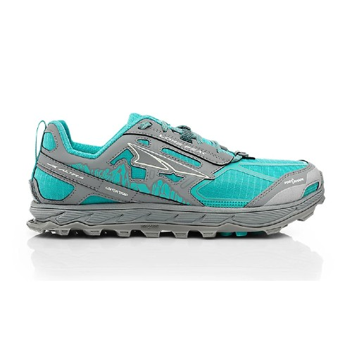 Altra Lone Peak 4.0 Women's Teal/Gray