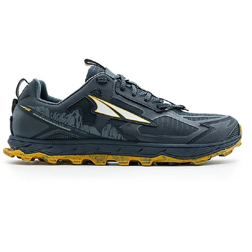 Altra Lone Peak 4.5 Men's Carbon