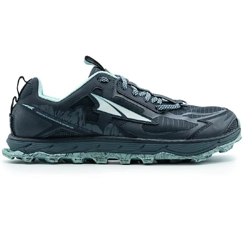 Altra Lone Peak 4.5 Women's Navy/Light Blue
