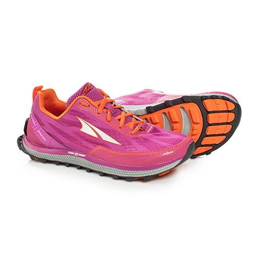 Altra Superior 3.5 Women's Pink - Altra Style # AFW1853F-5 S18