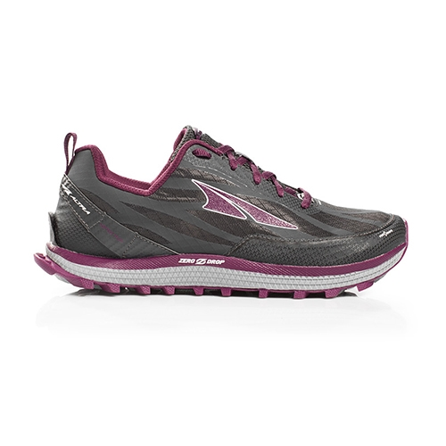 Altra Superior 3.5 Women's Grey/Purple