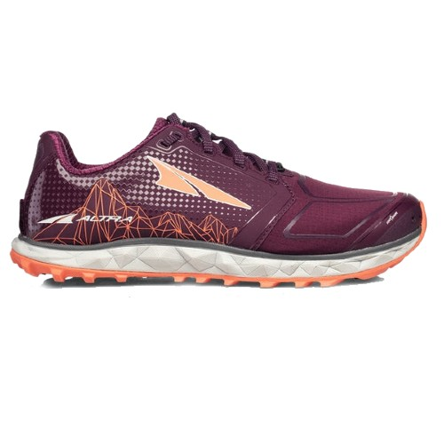 Altra Superior 4.0 Women's Plum - Altra Style # AFW1953G-5 S19