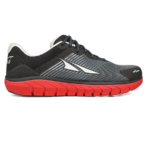 Altra The Provision 4.0 Men's Black/Grey/Red