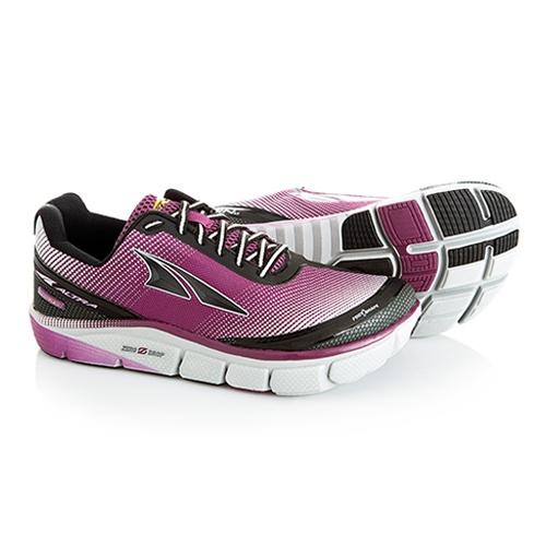 Altra Torin 2.5 Women's Purple/Grey - Altra Style # A2634-3 S17