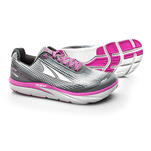 Altra Torin 3 Women's Grey/Pink - Altra Style # AFW1737F-4 S18