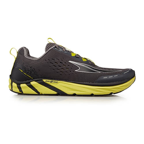 Altra Torin 4 Men's Grey/Lime