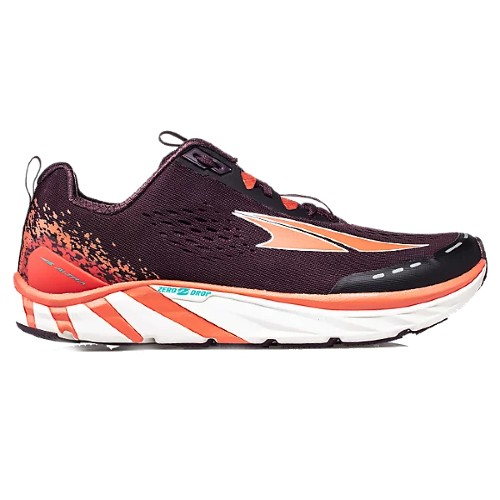 Altra Torin 4 Women's Plum/Coral - Altra Style # AFW1937F-000 F19