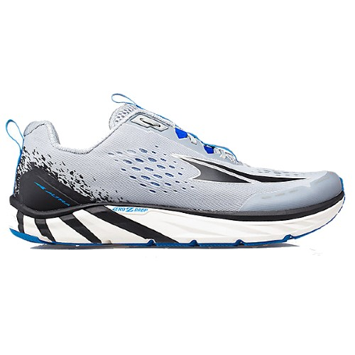 Altra Torin 4 Men's Grey/Blue