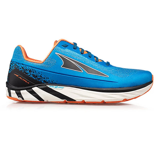 Altra Torin 4 Plush Men's Blue/Orange