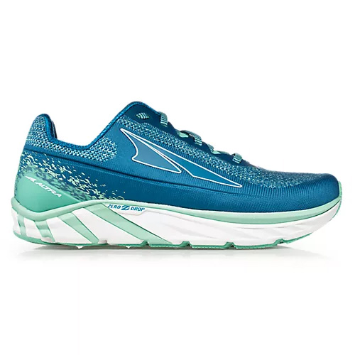 Altra Torin 4 Plush Women's Blue/Green