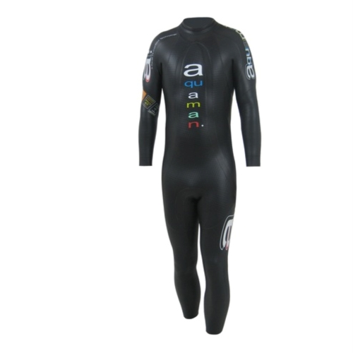 Aquaman Art Wetsuit Men's Black