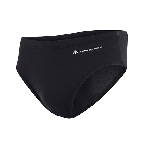 Aquasphere Apollo Swim Brief Men's Black - Aquasphere Style # SM0670101 CF17
