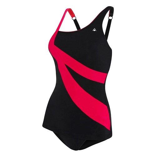 Aquasphere Audrey Swimsuit Women's Black/Red