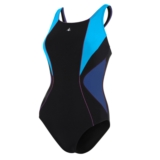 Aquasphere Chelsea One Piece Women's Black/Turquoise