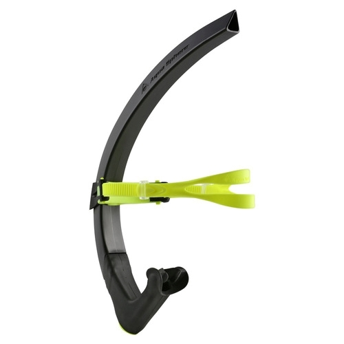 Aquasphere Focus Swim Snorkel Black/Neon