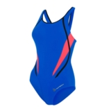 Aquasphere Julia One Piece Women's Navy Blue/Light Red