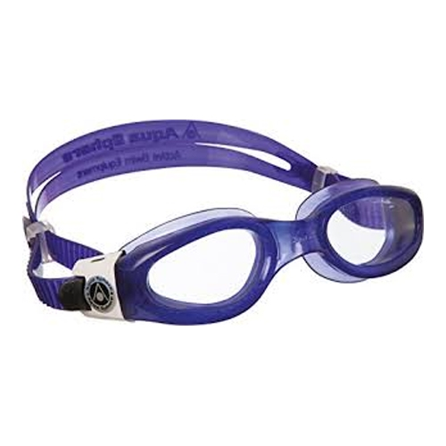 Aquasphere Kaiman Goggle Lady Violet/White/Clear Lens