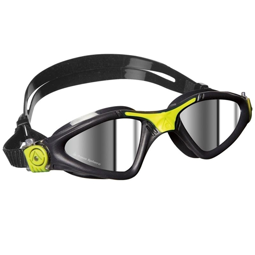 Aquasphere Kayenne Mirror Grey/Lime Frame