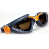 Aquasphere Kayenne Polarized Grey/Orange Frame