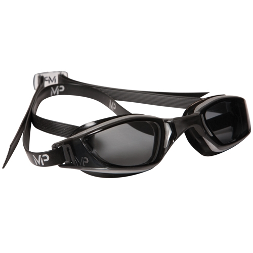 Aquasphere MP XCEED Goggles Unisex Grey-Black/Smoke