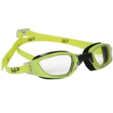 Aquasphere MP XCEED Goggles Yellow/Black/Clear Lens