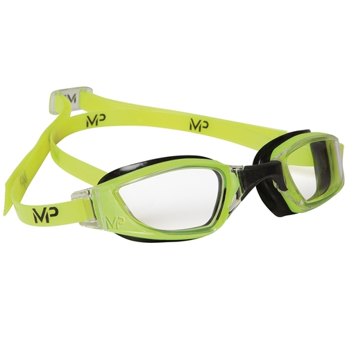 Aquasphere MP XCEED Goggles Unisex Yellow/Black/Clear
