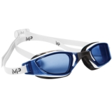 Aquasphere MP XCEED Goggles Blue/Titanium Mirror Blue Lens